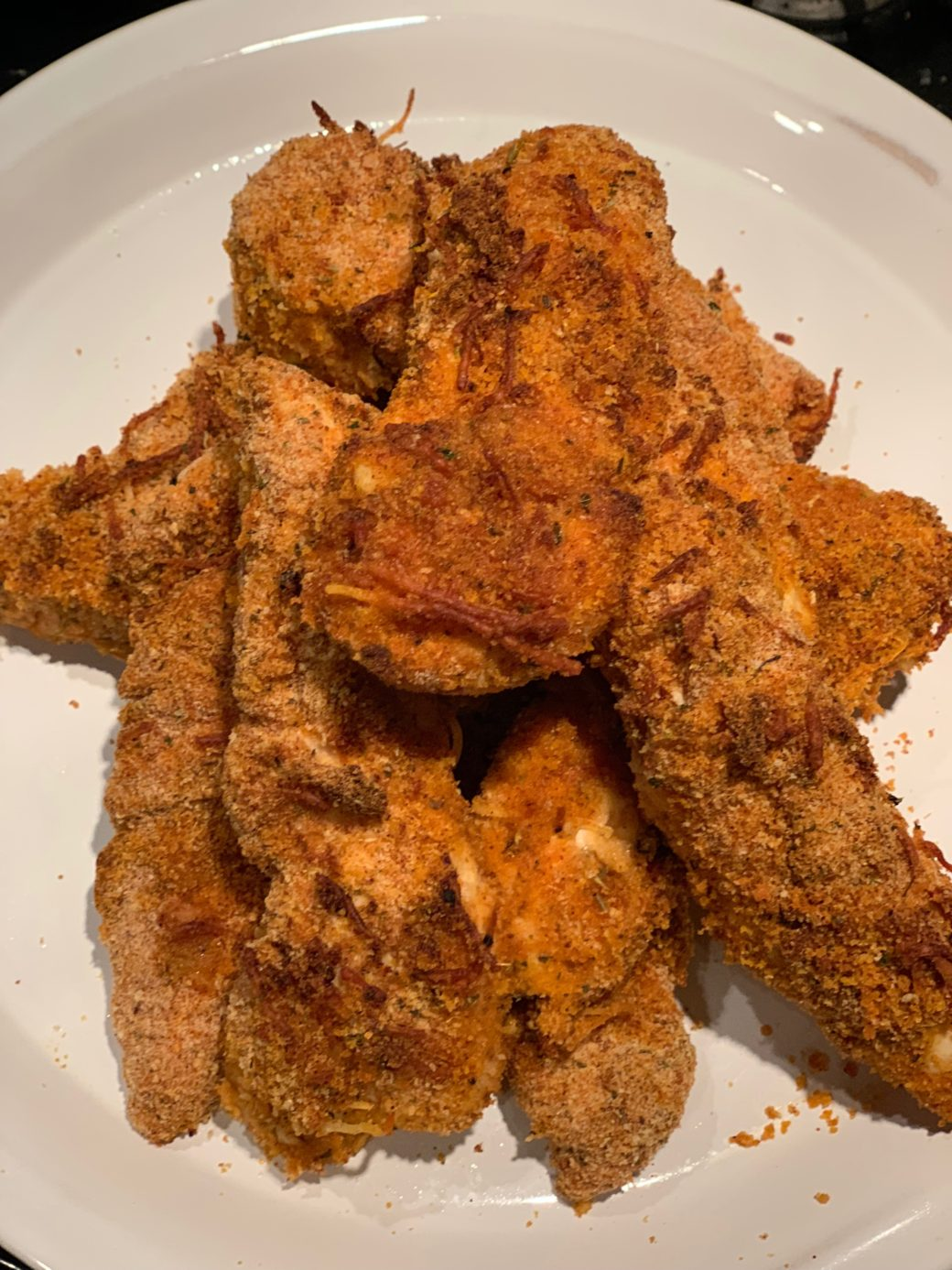 Simple Lemon Lime Parmesan Crusted Air Fryer Chicken Tenders Party In Your Mouth Foods,1 Bedroom Apartments Dallas Tx All Bills Paid